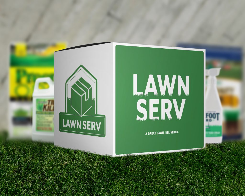 Lawn Serv DIY Lawn Care Subscription Box